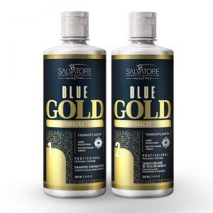 salvatore blue gold