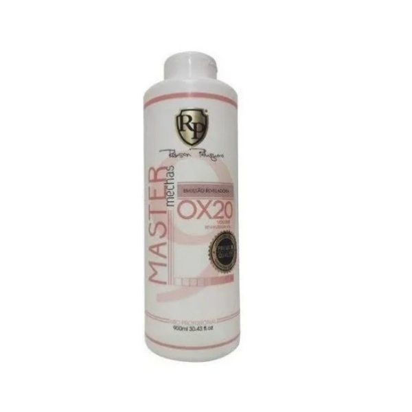 Robson Peluquero, Revealing Emulsion OX 20, 900ML