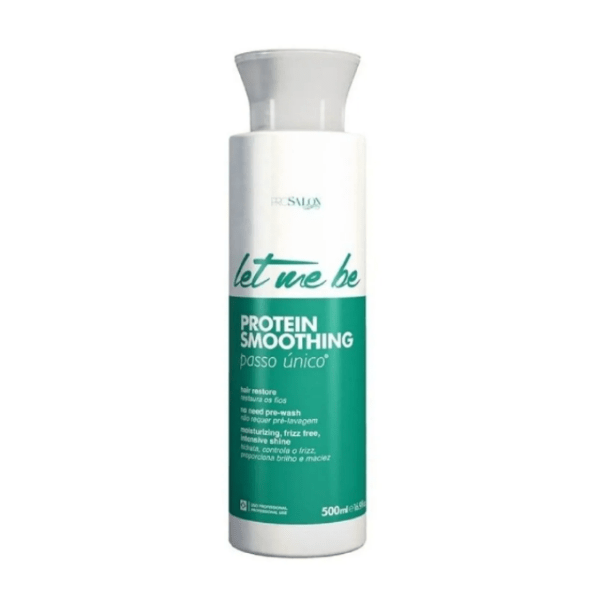 Pro Salon, Let Me Be Protein Smoothing 500ml