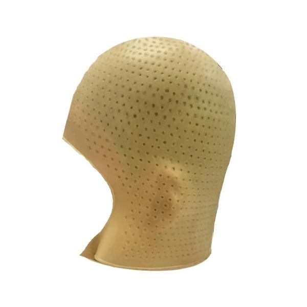 Robson Pelquero, silicone cap, 2000 holes