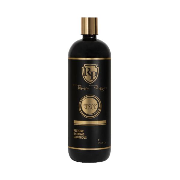 Robson Peluquero, Shampoo Black 1L