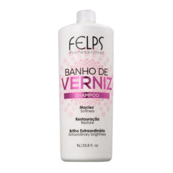 Felps, Banho de Verniz Shine Shampoo, 1L