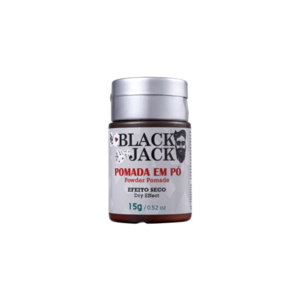 Felps, Men Black Jack, Pomade Powder, 15g