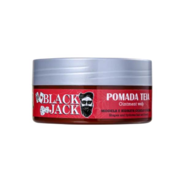 Felps, Men Black Jack, Web Effect Pomade, 120g