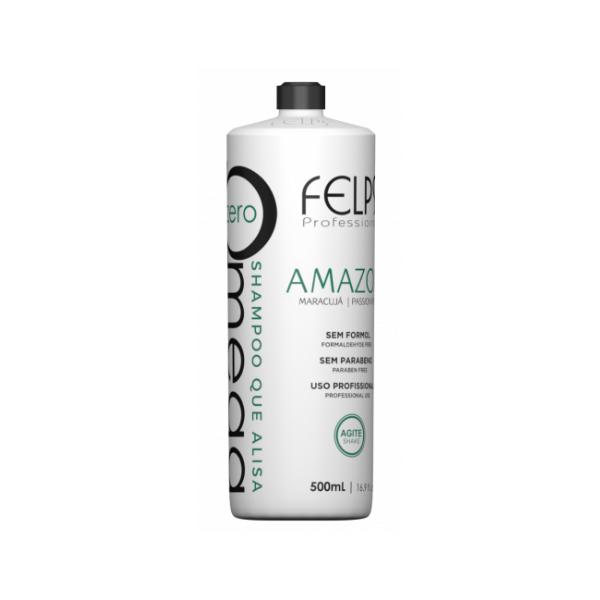 Felps, Omega Zero Amazon Straightening Shampoo 500ml