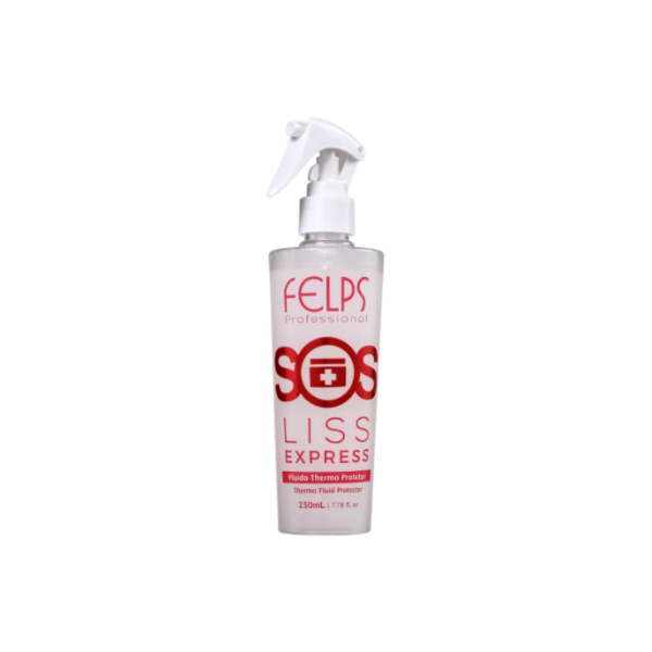 Felps, SOS Liss Express, Thermal Protective Fluid, 230ml