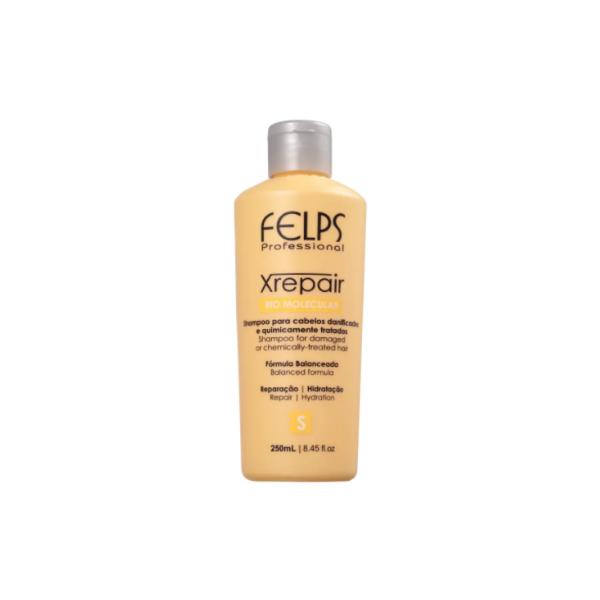 Felps, Shampoo for Damaged Hair X Repair Bio Molecular 250ml