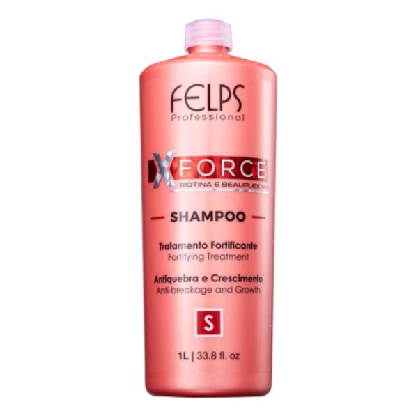 Felps, X Force Shampoo, 1L
