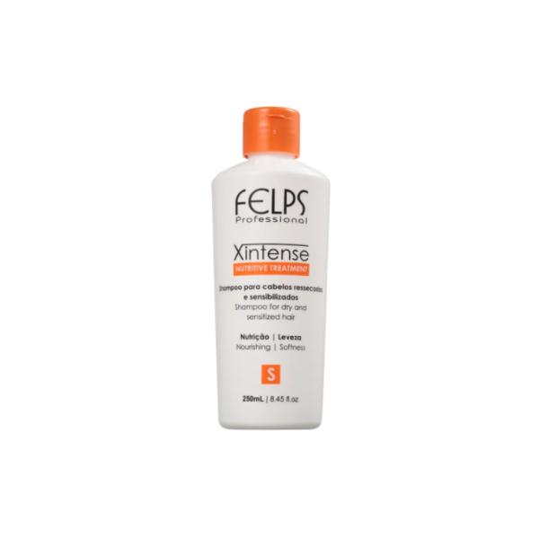 Felps, X Intense Nutritive Treatment Shampoo, 250ml
