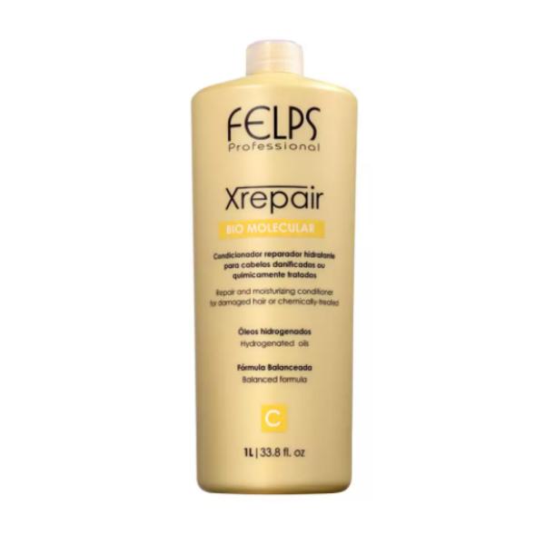 Felps, X Repair Bio Molecular Conditioner for Damaged Hair, 1L
