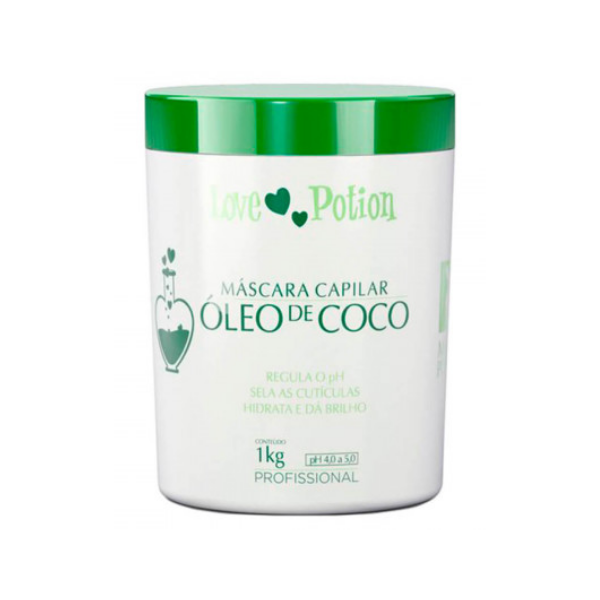 Love Potion, Coconut Oil Mask, 1kg