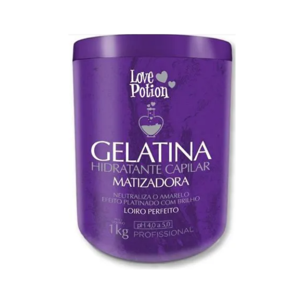 Love Potion, Mattifying Gelatin, 1kg