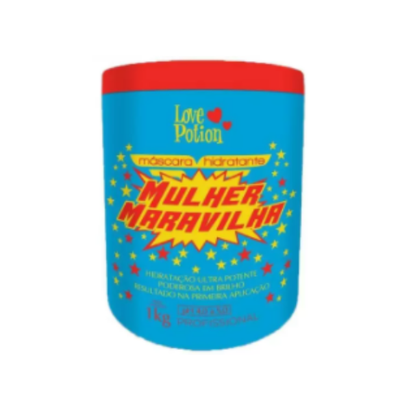 Love Potion, Wonder Woman Mask, 1kg