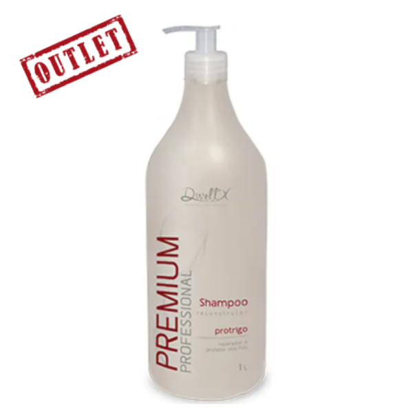 Dwell'x, Pró Trigo, Reconstructor Shampoo 1L
